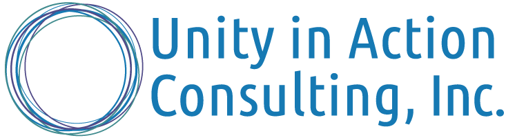 Unity in Action Consulting, Inc. Logo 733x200